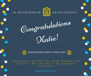 Katie Promotion!